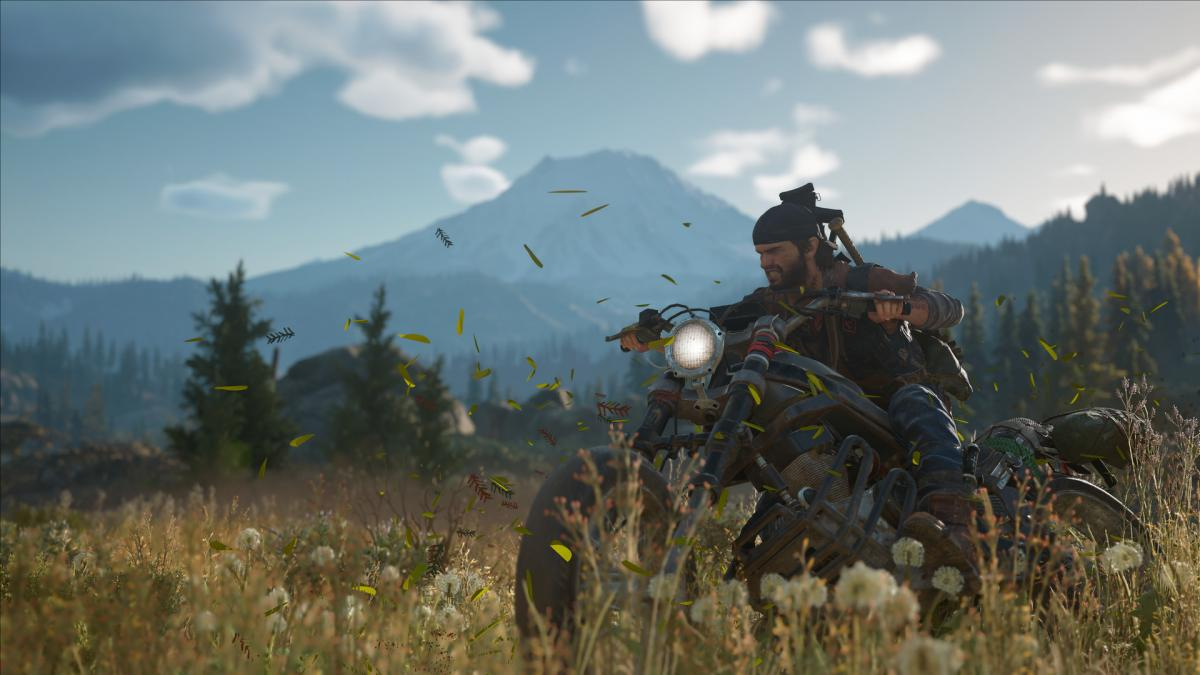 Days Gone details the improvements and technical options that will arrive with the PC version