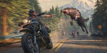 Days Gone: they compare the graphics of the PC version with what the game offers running on PS5