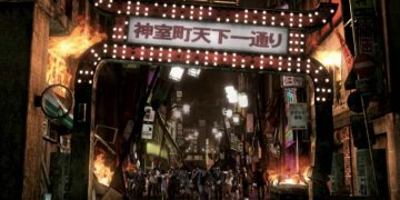 Dead Souls, the Yakuza spin off with zombies that we will not see again