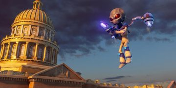 Destroy All Humans!  Coming to Nintendo Switch on June 29