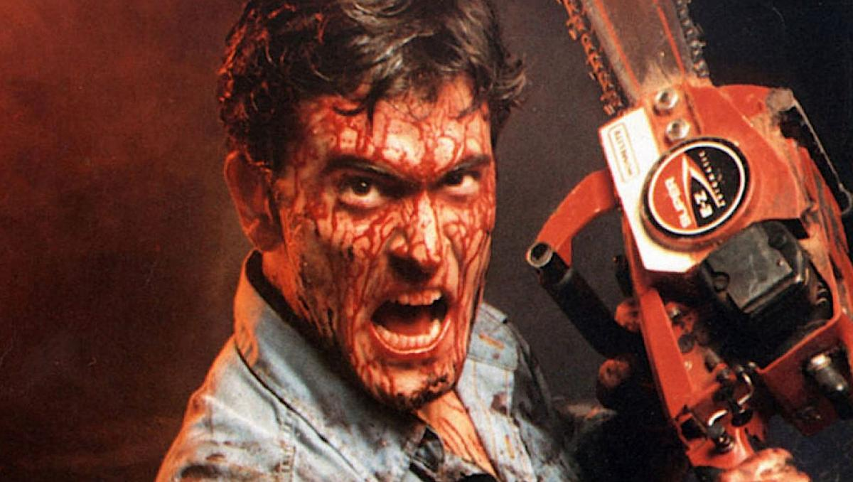 Doctor Strange and Ash from the Evil Dead meet in this April Fools prank shared by Bruce Campbell