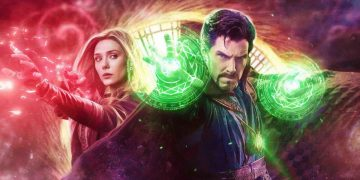Doctor Strange in the Multiverse of Madness wraps up filming this week