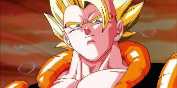 Dragon Ball - Naohiro Shintani honors the 90s art of the movie Fusion with a beastly Gogeta