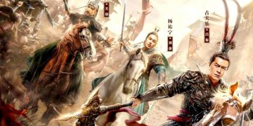 Dynasty Warriors movie trailer, full of magical attacks