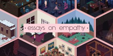 Essays on Empathy, new from the creators of Red Strings Club, is a selection of 10 narrative and experimental stories coming out in May