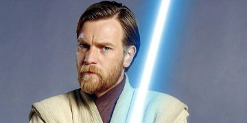 Ewan McGregor has already grown his Obi-Wan Kenobi beard, which begins filming in April