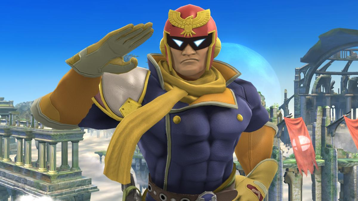 """F-Zero is not dead, but """"it would take a great idea to bring him back.""""  Glass half full or half empty?"""