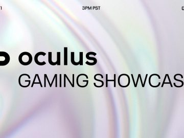 Facebook announces Oculus Gaming Show for April 21, the first event focused on new games
