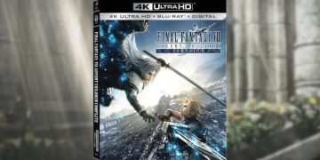 Final Fantasy VII Advent Children will have a new 4K Ultra HD edition in June