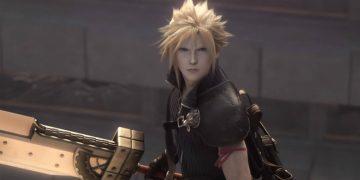 Final Fantasy VII Advent Children 4K HDR