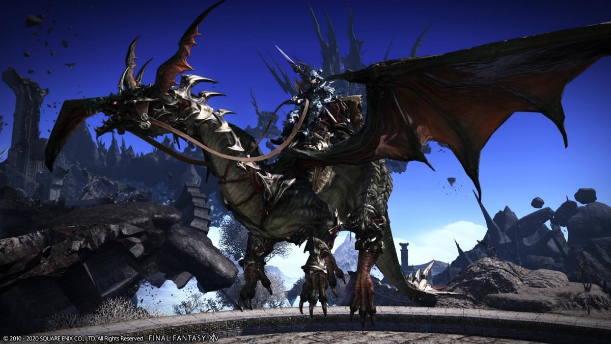 Final Fantasy XIV PS5 Open Beta Coming April 13