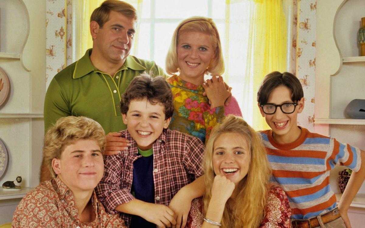 First image of the cast for the reboot of Those Wonderful Years