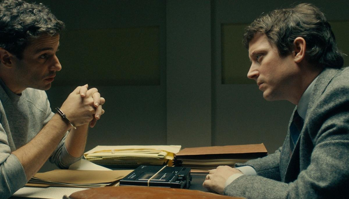 First images of No Man of God, the new movie about Ted Bundy with Luke Kirby and Elijah Wood