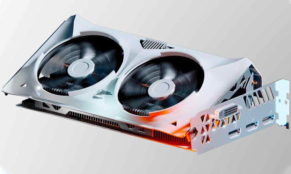 ¿GPU en vertical? ¿En horizontal? No, mejor en oblicuo (si es que pasa de concepto)