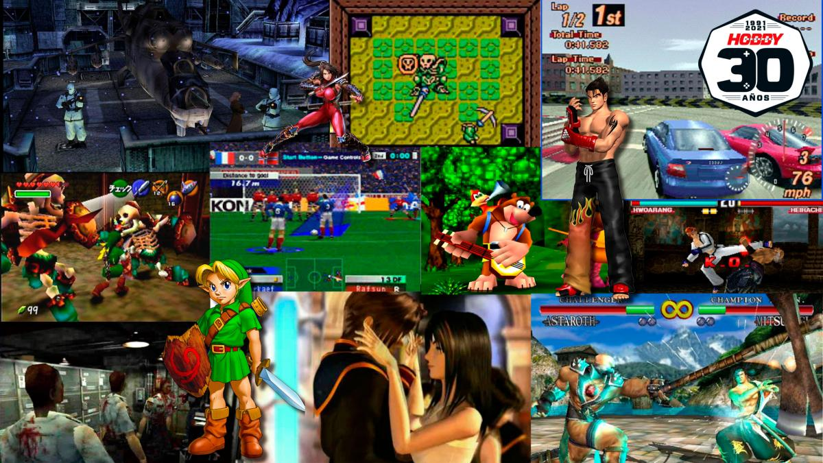 Games to remember: 1998-1999.