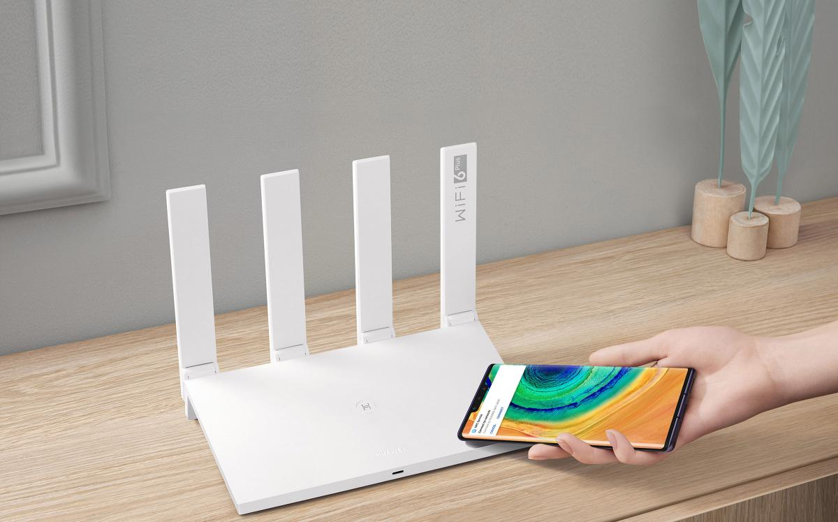 Go to WiFi 6 and get to 3,000Mbps with this ultra-fast router from Huawei: it is reduced to 48 euros