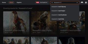 Google Introduces New Feature for Stadia: A Search Bar!