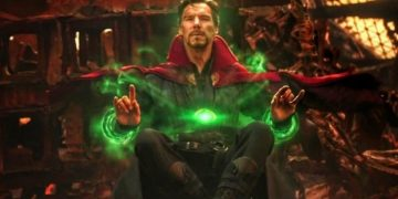 Hasbro unveils its life-size replica of Doctor Strange's Eye of Agamotto