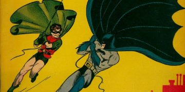 """Holy waste!  They sell the first Batman comic in """"good condition"""" for more than a million dollars"""