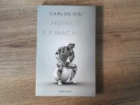 Homine Ex Machina, Carlos Sisí's book where society lives at the expense of an AI, is now available
