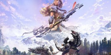 Horizon Zero Dawn Complete Ed. Available Free on PS4 and PS5 - Play at Home 2021