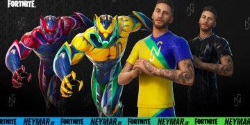 How to unlock the Neymar Jr. skin in Fortnite