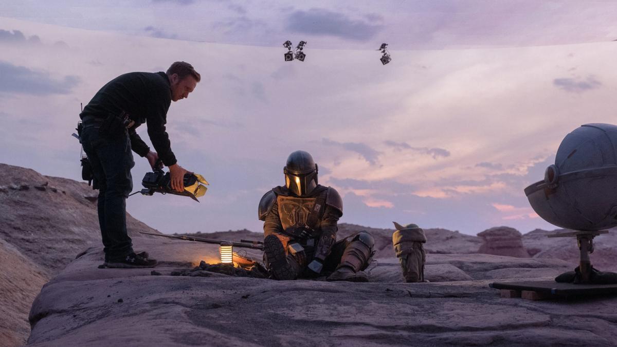 ILM Explains The Mandalorian StageCraft Tech Enhancements