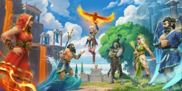 Immortals Fenyx Rising: Lost Gods, Ubisoft's Third Game DLC, Coming Next Week