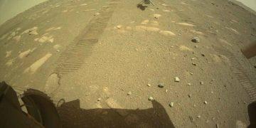 Ingenuity logra un hito histórico, al volar por primera vez en Marte