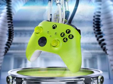 It's sweeping: the new Electric Volt color Xbox controller sells out fast and now Amazon has stock, run!