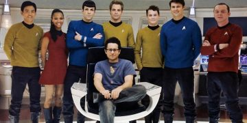 JJ Abrams' secret new Star Trek movie already has a release date