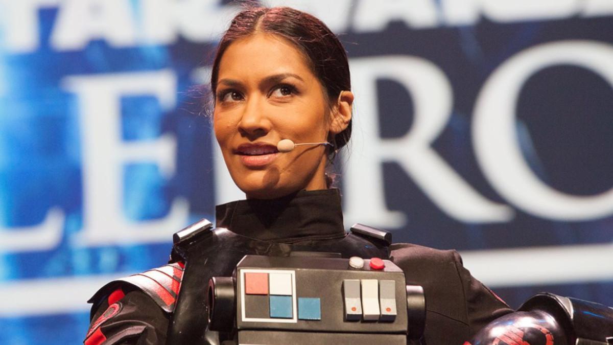 Janina Gavankar (Star Wars Battlefront II) Joins Borderlands Movie Cast