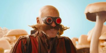 Jim Carrey as Robotnik stars in a video from the filming of Sonic The Movie 2, with a new reference