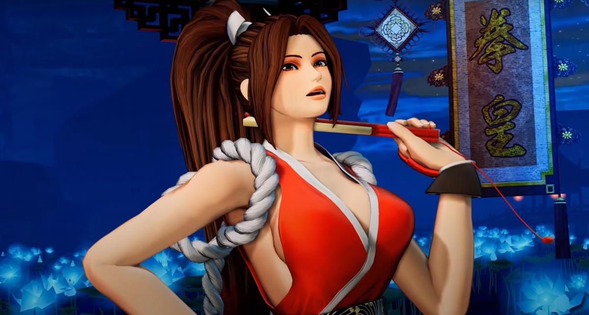 King of Fighters XV introduces Mai Shirarui in action-packed gameplay