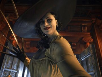 "Lady Dimitrescu ""is the opposite of Dracula,"" according to Resident Evil Village art director."
