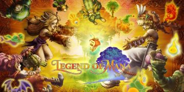 Legend of Mana remastered for PS4, Nintendo Switch and PC releases new and renewed images