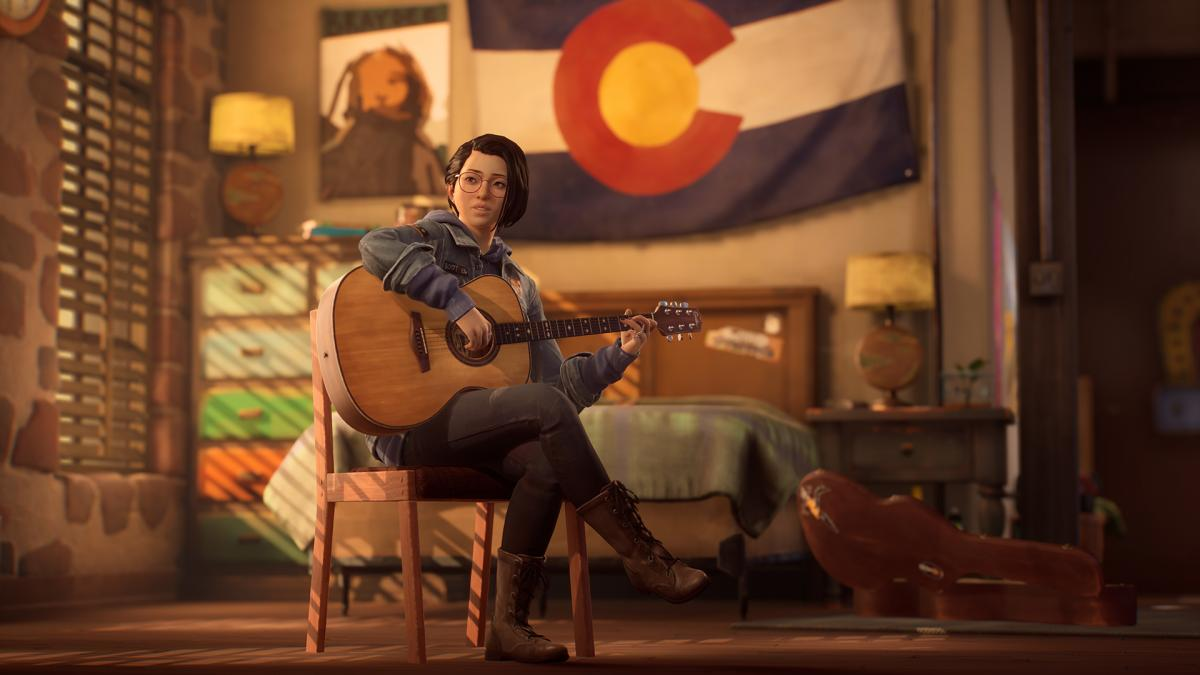 Life is Strange: True Colors is rated for Nintendo Switch by ESRB