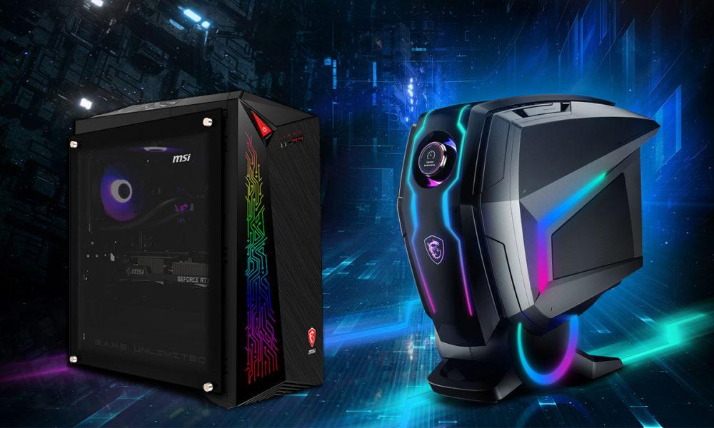 MSI PCs Gaming Intel Rocket Lake-S 11 Gen
