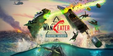Maneater announces Truth Question, its first DLC for PC and consoles