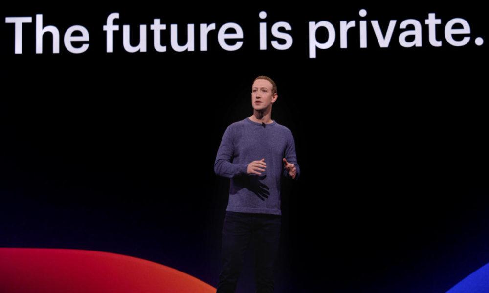 Mark Zuckerberg usa Signal