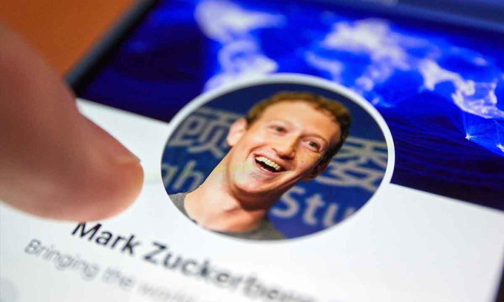 Los datos de Mark Zuckerberg, entre los de la última filtración de Facebook