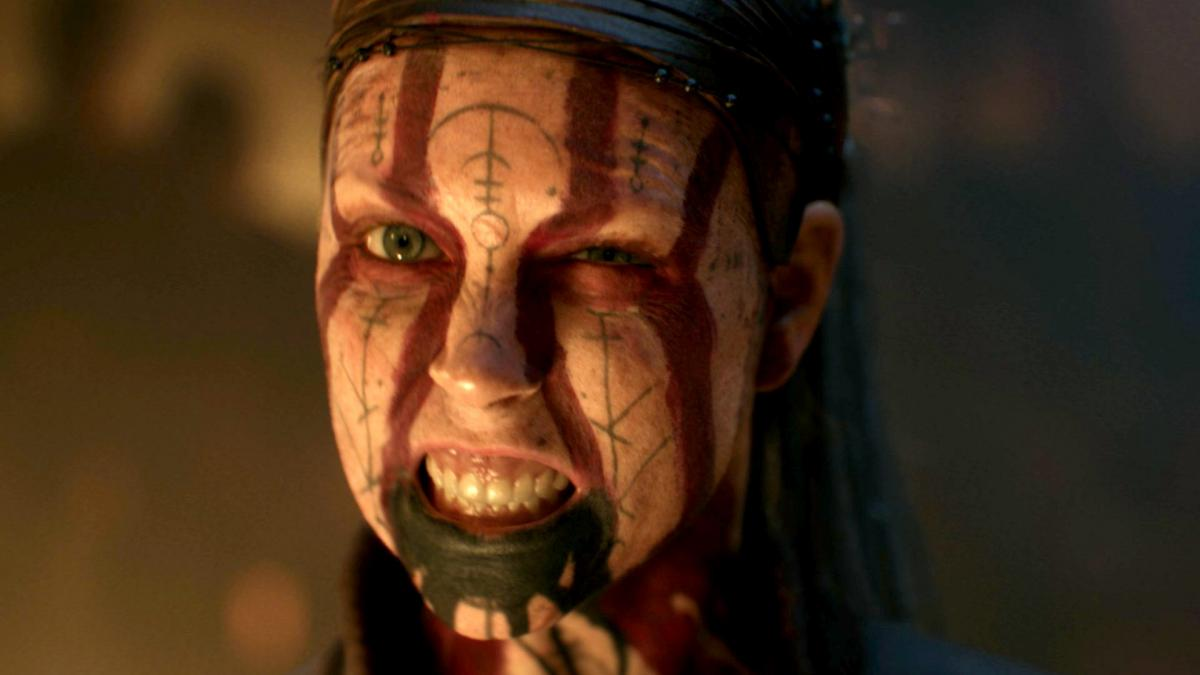 Melina Juergens shows her hard training to become a warrior in Senua's Saga Hellblade II