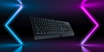Membrane, RGB lighting and Razer brand: get this Razer Cynosa Lite gaming keyboard for only 33 euros