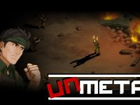 Metal Gear Solid parody game UnMetal has already released its first gameplay trailer