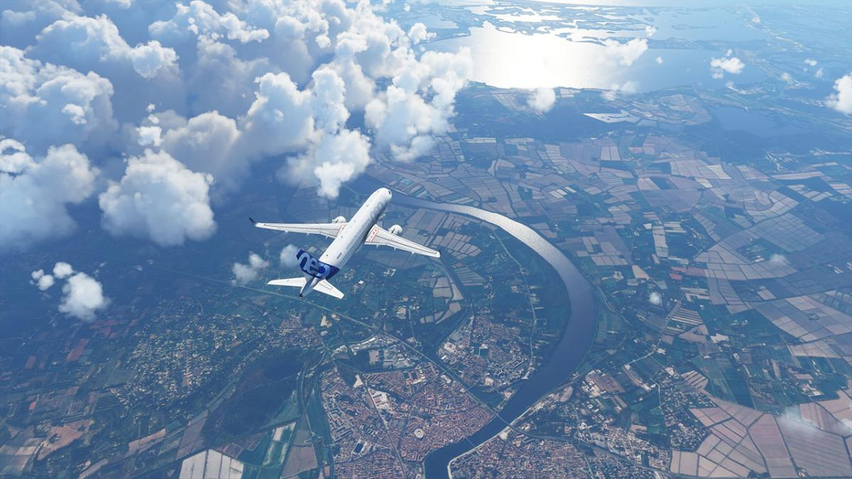 Microsoft Flight Simulator is rated for Xbox One by PEGI