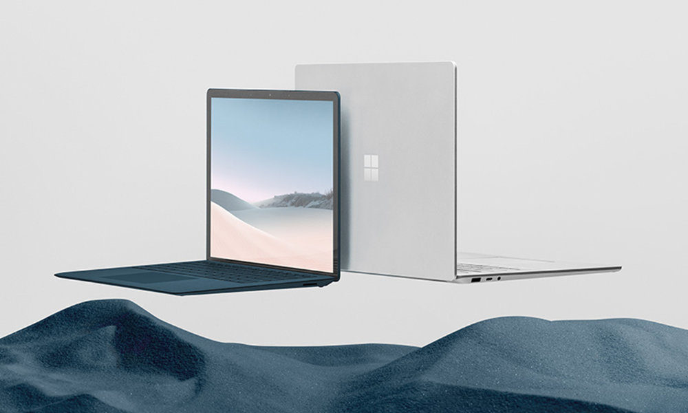 Microsoft shows a sneak peek of its upcoming Surface Laptop 4