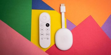 Netflix, Disney + Prime Video and Apple TV in a single application and for 55 euros: get Chromecast with Google TV discounted more than 10 euros