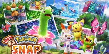 New Pokémon Snap launches an interactive website with which to discover the Lensis region and earn My Nintendo points