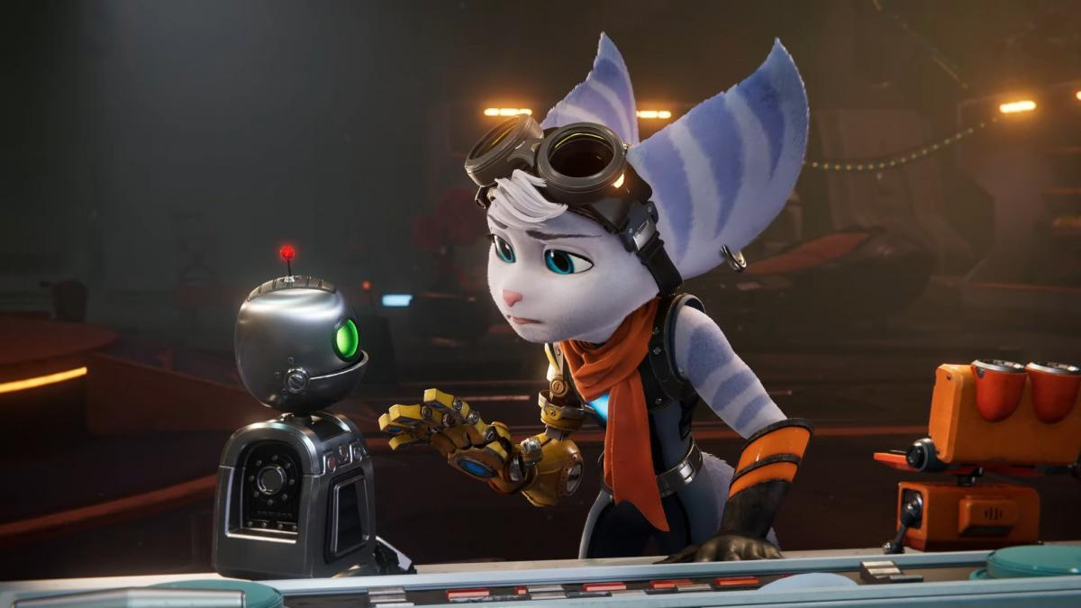 New details on Rivet, the mysterious protagonist of Ratchet & Clank: A Dimension Apart