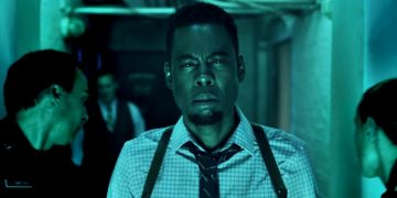 New poster of Spiral: Saw, the continuation of the popular horror saga with Chris Rock